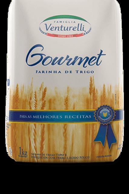 FARINHA DE TRIGO FAMIGLIA VENTURELLI  GOURMET 1 kg
