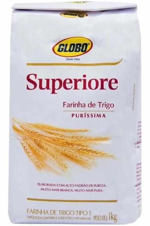 FARINHA DE TRIGO SUPERIORE 1 KG