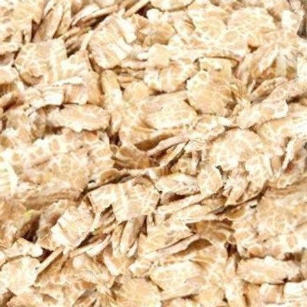 Flocos de Trigo (Trigo não Maltado) 100g
