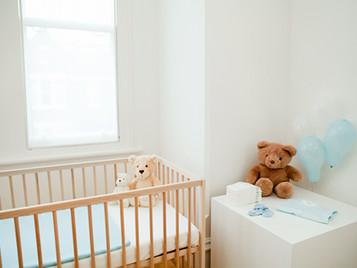O que Deve Ter no Quarto do Bebê