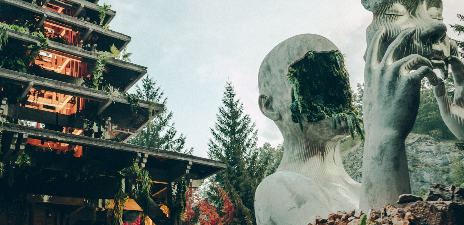 Pagodas Swamp MoDem 2019