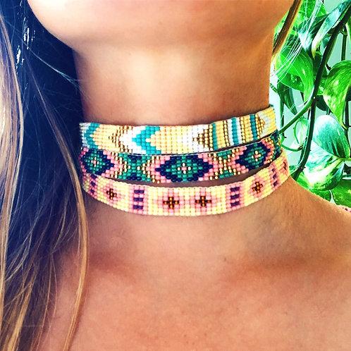 Embera Choker/Bracelets
