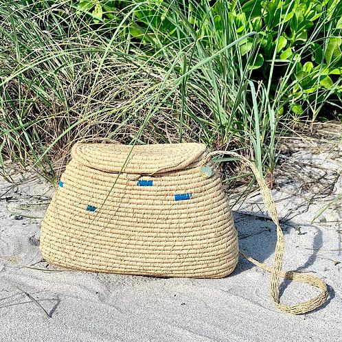Wayuu Woven Palm Bag
