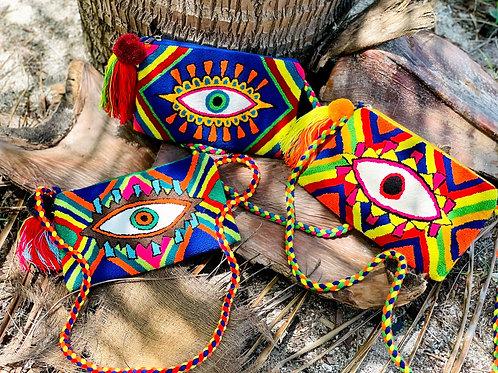 Wayuu Evil Eye Cross-Body