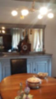 buffet vaisselier