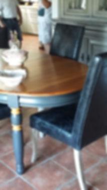 table de salleà manger