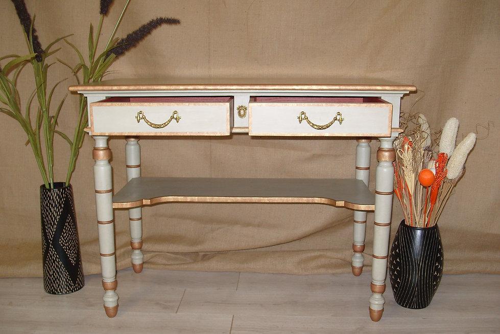 console de style Louis XVI
