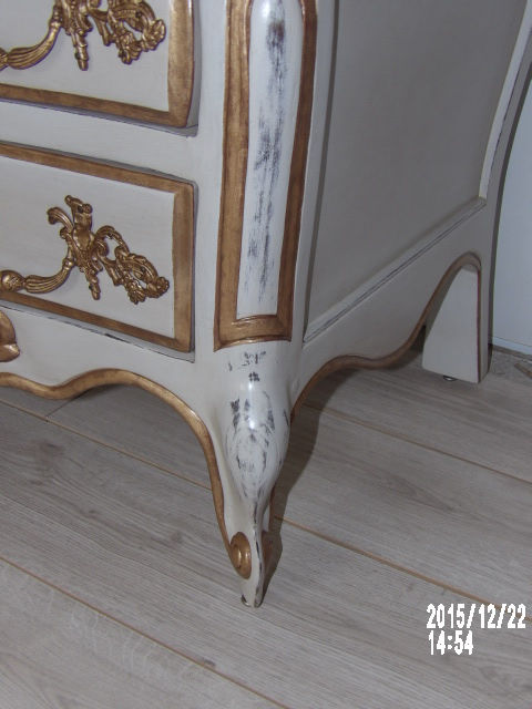 commode restaurée