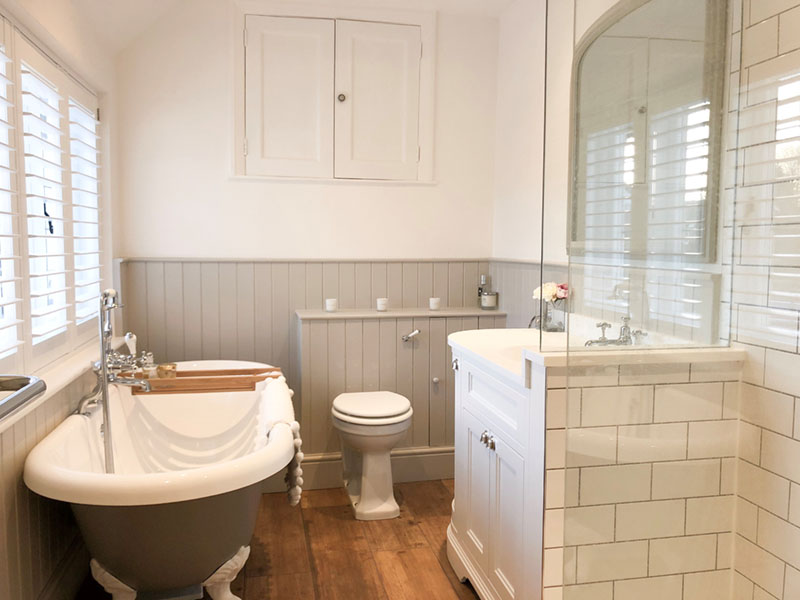Surrey Bathroom Studio Installation 1