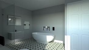 Designing bathrooms for 2021