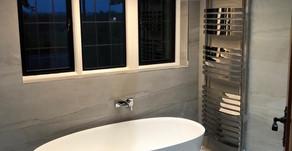 Multi-bathroom design and installation