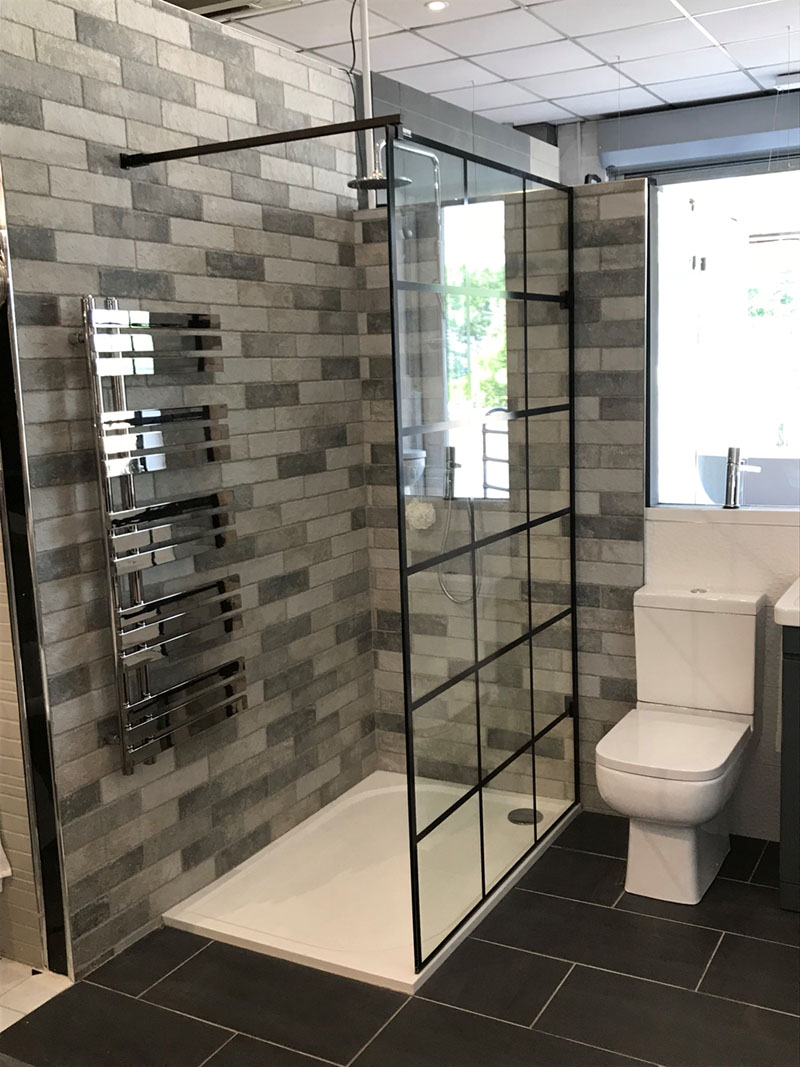 Surrey Bathroom Studio Showroom Roman