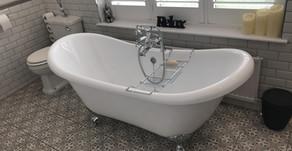 Traditional bathroom design & supply