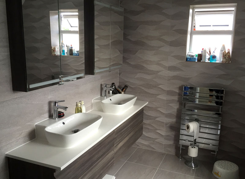 Surrey Bathroom Studio Installation 5