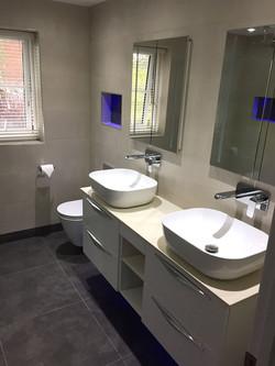 Surrey Bathroom Studio Installation 6