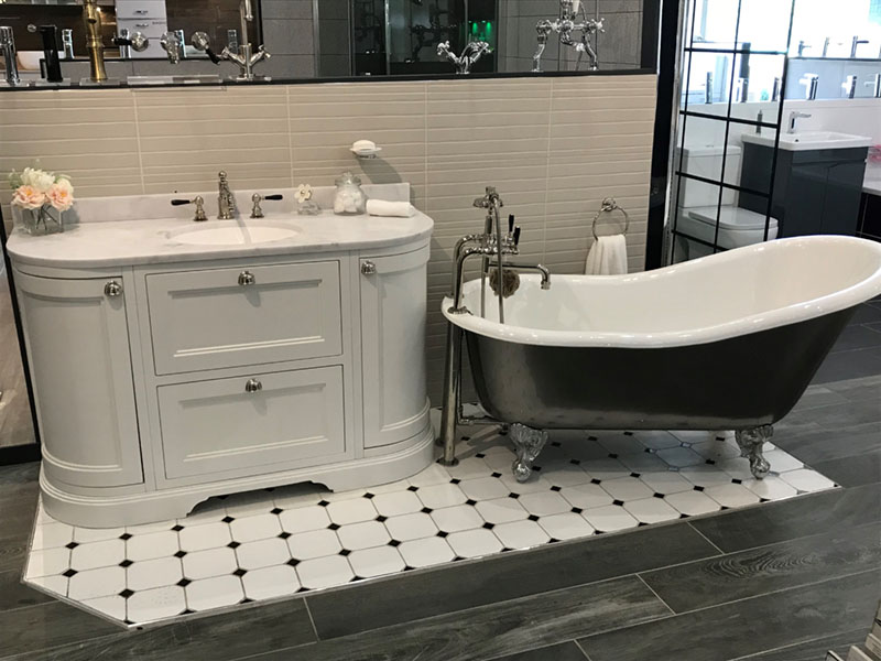 Surrey Bathroom Studio Showroom Burlington