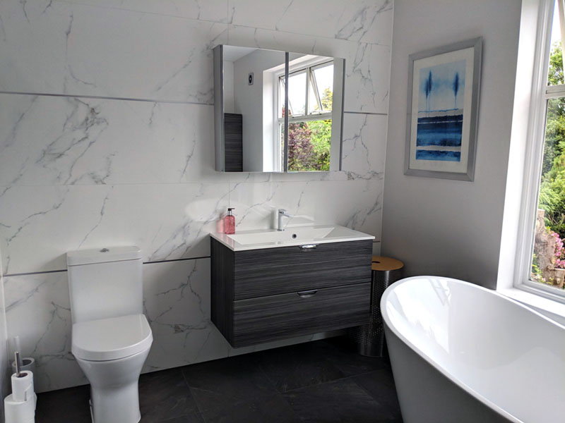 Surrey Bathroom Studio Installation 3