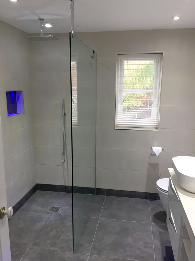 Surrey Bathroom Studio Installation 7