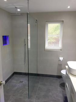 Surrey Bathroom Studio Installation 7