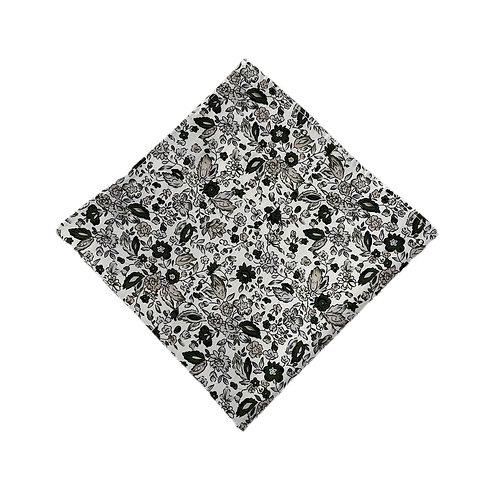 Sketched Pocket Square