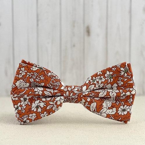 Desert Flower Bow Tie