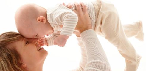 Основы сенсорной интеграции закладываются с рождения