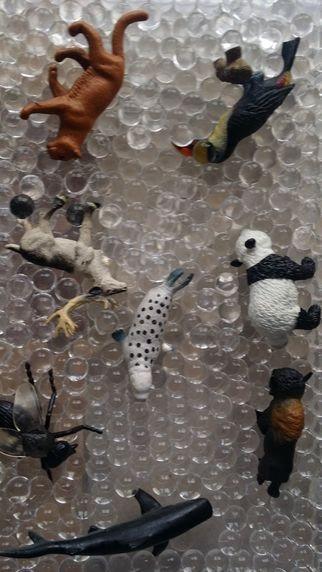 """Сенсорная игра с гидрогелем для неговорящих детей """"Животные"""""""