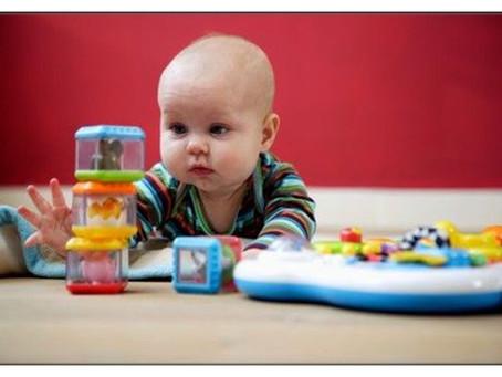 Развитие восприятия ребенка в период новорожденности и раннего младенчества