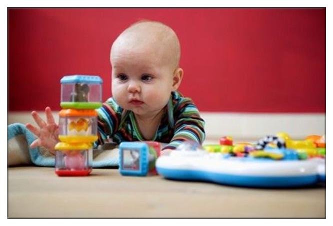 Статья Марианны Лынской про Развитие восприятия ребенка в период новорожденности и раннего младенчества
