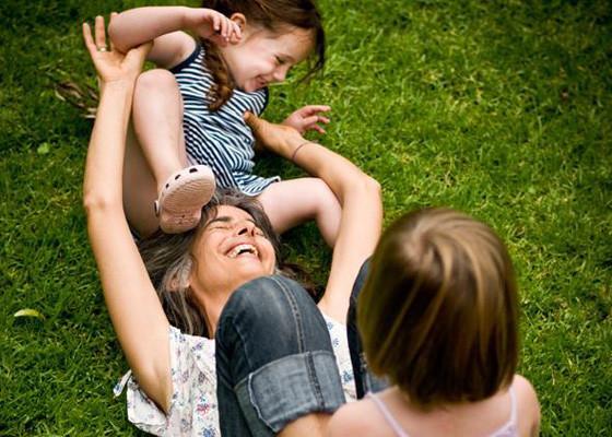 Подвижные игры с детьми на воздухе