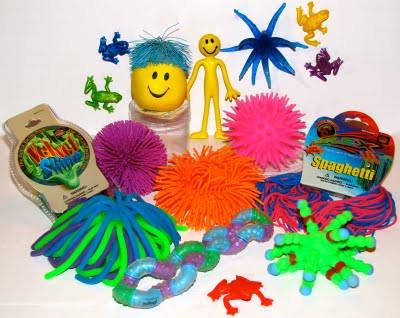 Выбираем игрушки с Марианной Лынской