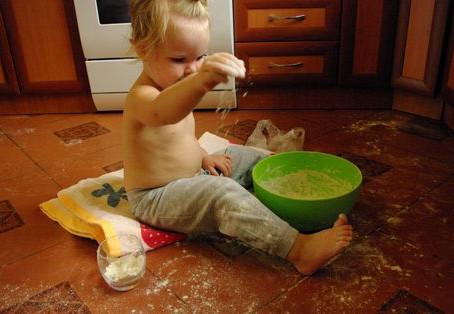 Познавательный званый ужин: гостям - еда, ребенку - развитие!