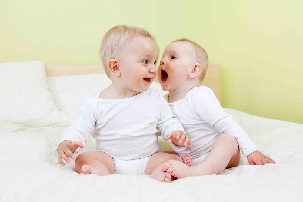 Статья Марианны Лынской про детский лепет