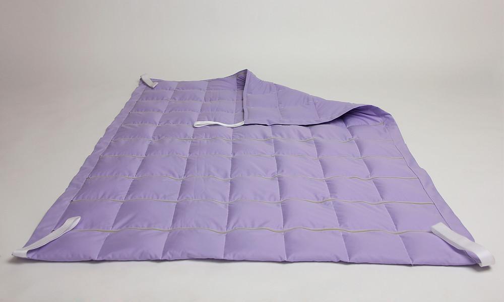 Утяжеленное одеяло антистресс
