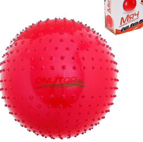 Мяч-фитбол массажный