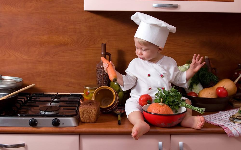 Кухонные игры от Марианны Лынской