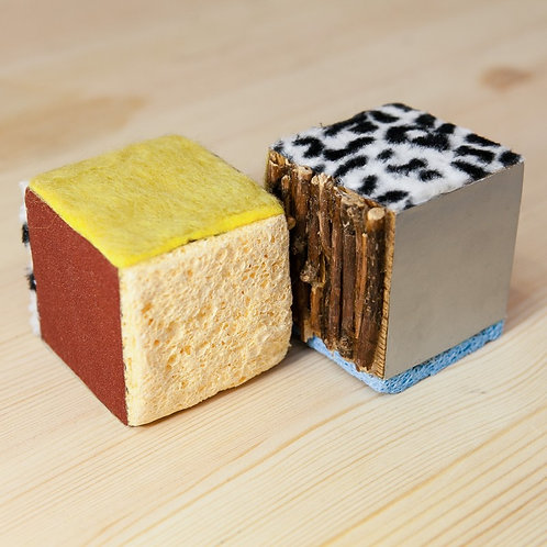 Сенсорные кубики