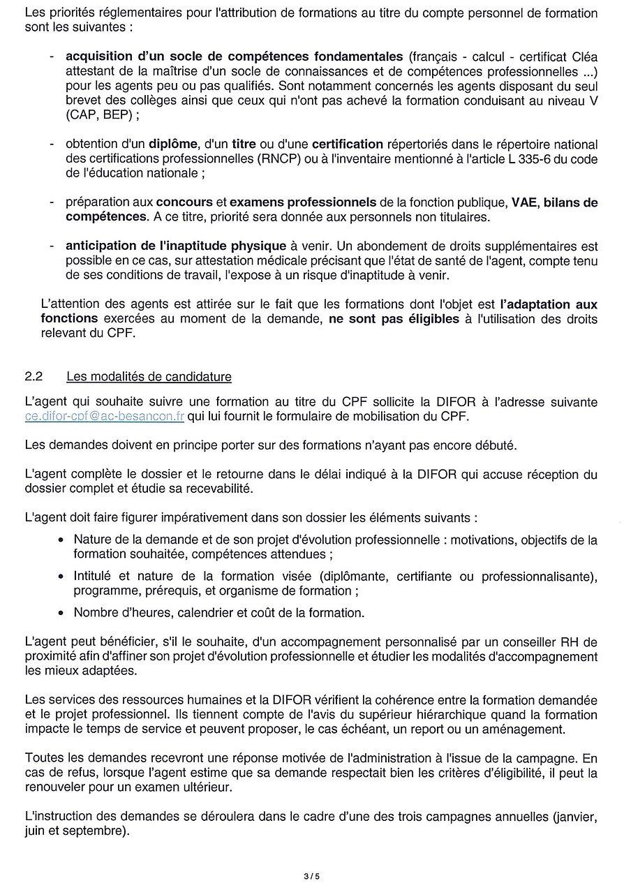 CPF_circulaire académique_1er octobre 20
