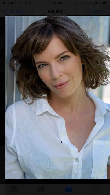 Candice Hill (Sarah)