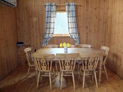 Oak Dining Area
