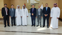 """M.K Led Delegation Visits to Dubai and Abu Dhabi"" UAE 2020"