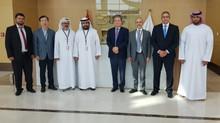 """M.K Led Delegation Visits to Dubai and Abu Dhabi"" UAE 2020"