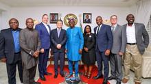 "Official Visit: ""Cooperation in the Lagos Rail Infrastructure & Rail Project"" Lagos, N"