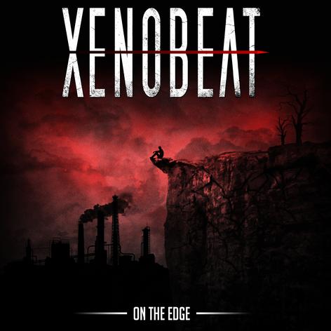 XENOBEAT - 'On The Edge' Album Artwork