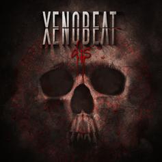 XENOBEAT - 'Dis' Album Artwork