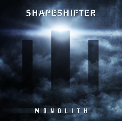 Shapeshifter - 'Monolith' Album Artwork