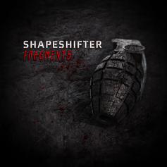 Shapeshifter - 'Fragments' Album Artwork