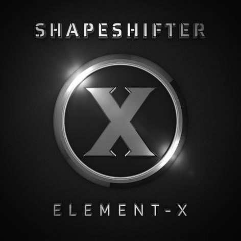 Shapeshifter - 'Element X' Album Artwork