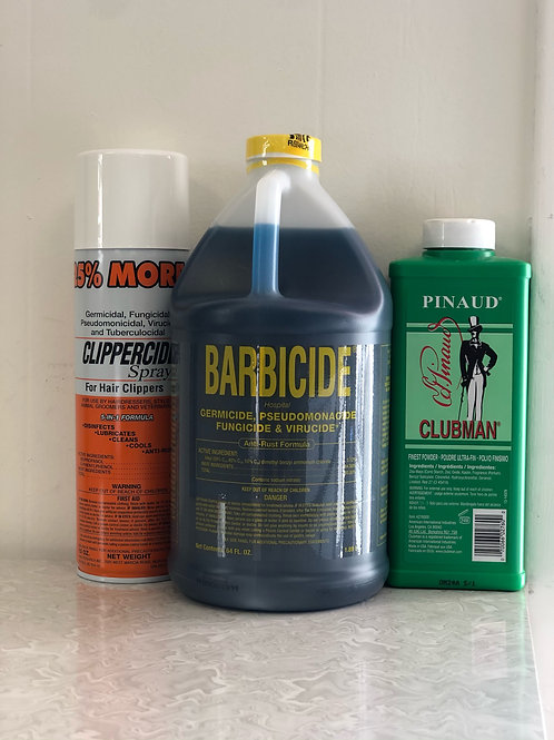 Barber Products