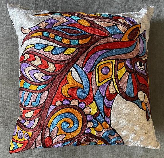 סוס אבירי צבעוני